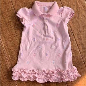 NWOT Ralph Lauren 18mo polo dress